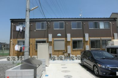 三郷市共同住宅新築計画