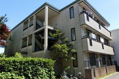横浜市一棟マンション