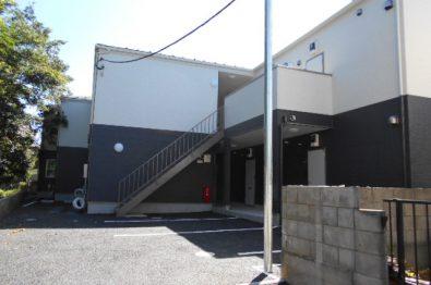 鎌ケ谷市共同住宅新築計画