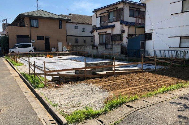 鎌ヶ谷市共同住宅新築計画の写真(11枚目)