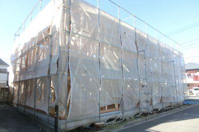 鎌ヶ谷市共同住宅新築計画