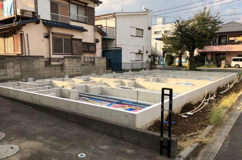 鎌ヶ谷市共同住宅新築計画の写真(7枚目)