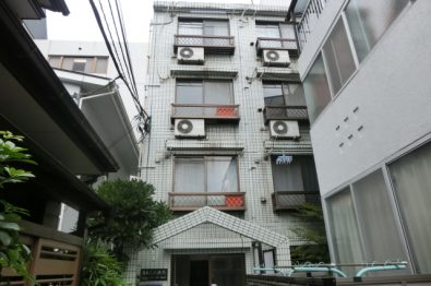 渋谷区一棟マンション